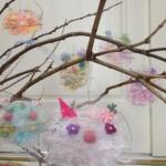 刺繍糸から作る・猫モチーフ(後編)
