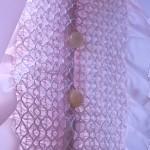アンティーク・スモッキング刺繍ブラウス