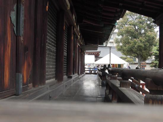 京都東寺弘法市