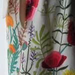 アンティーク・フランス刺繍スカート
