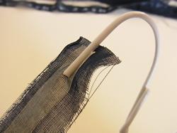 裂き布ハンガー巻き方