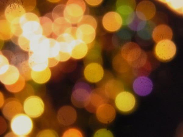 キャンドルナイトの光