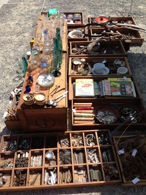 四天王寺の木製品