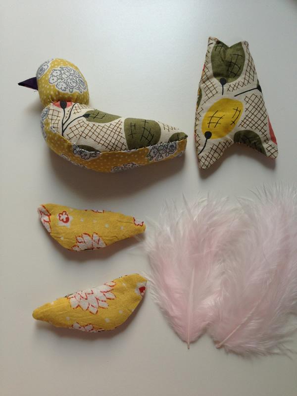 小鳥ハンドメイド