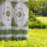 アンティーク・かぎ針編みワンピース