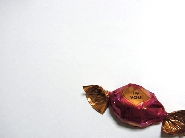 バレンタインチョコ