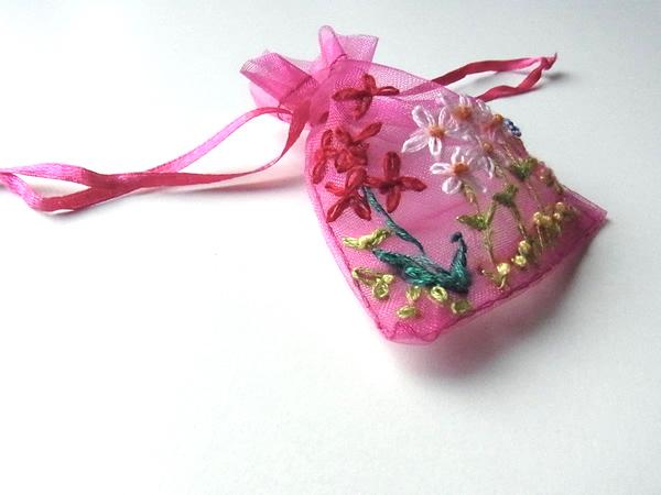 バレンタインチョコラッピング袋作り方