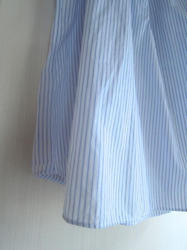 チュニック裾