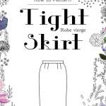 タイトスカートのパターン作り方