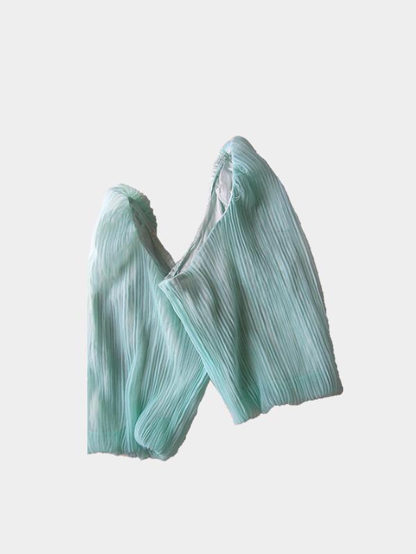 アンティークドレスの袖