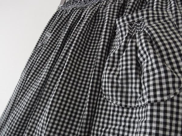リメイクスカートのポケット