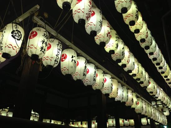 京都花灯籠