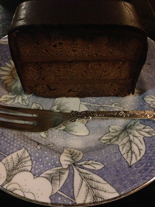 フランソワチョコケーキ