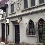 京都河原町カフェ・フランソア喫茶室