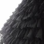 アンティーク・10段ティアードスカート
