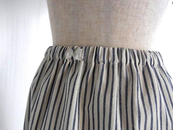 ワンピースからスカート作り方