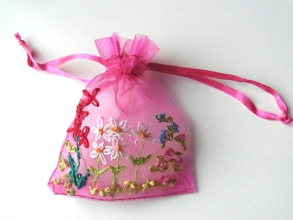 バレンタインラッピング袋作り方