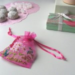バレンタイン・ラッピング袋作り方