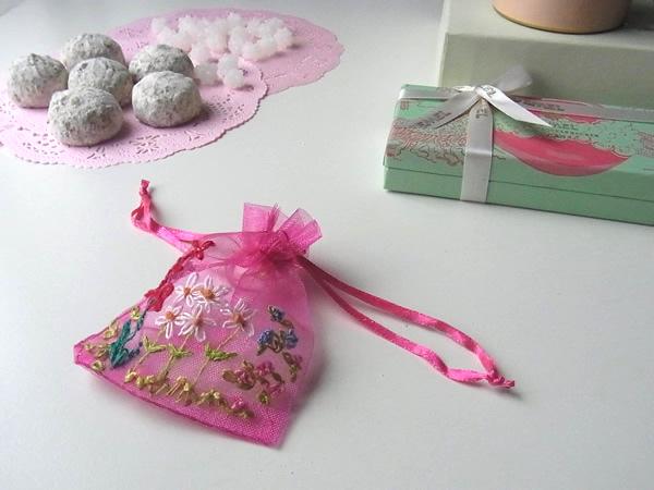 バレンタインラッピングラッピング袋作り方