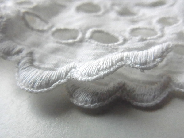 スカートの裾