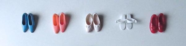 りかちゃん靴
