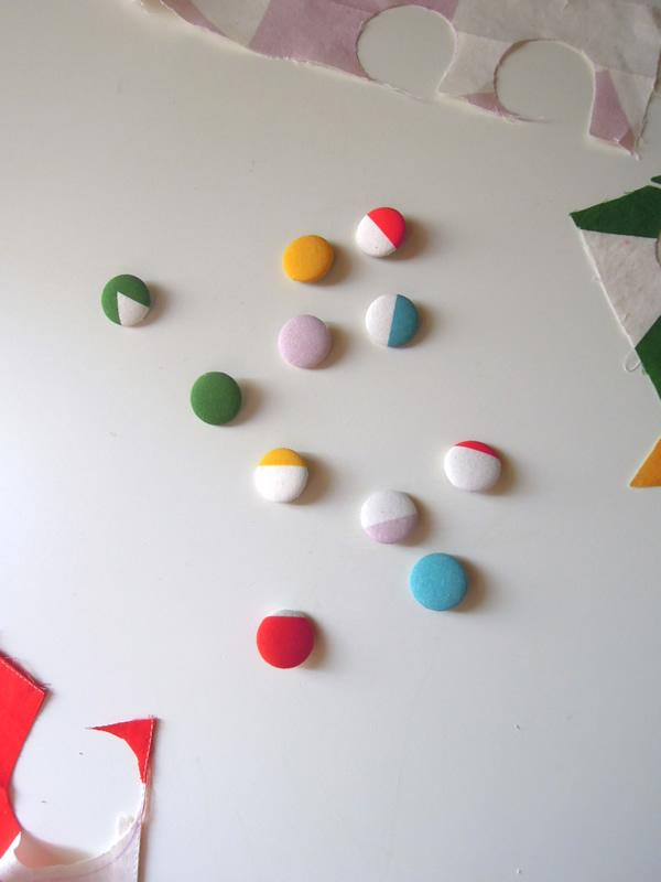 くるみボ釦の作り方